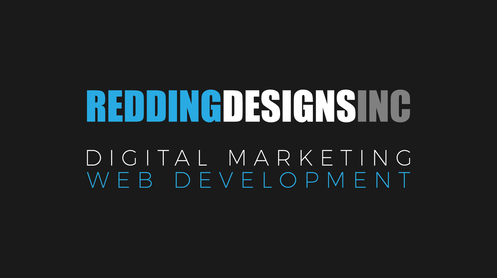 Redding Designs Inc. Logo